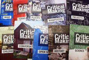 Critical Making Covers